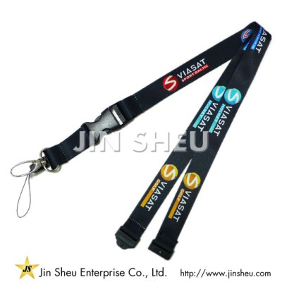 Custom Heat Transfer Lanyards for Events - Custom Heat Transfer Lanyards for Events