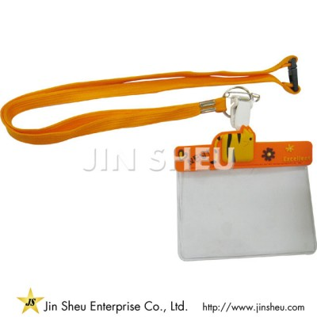 Lanyard Badge Holders - Lanyard Badge Holders