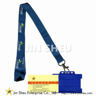 Lanyard ID Badge Holders