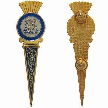 Custom Made Tie Tack Pins - Custom Made Tie Tacks