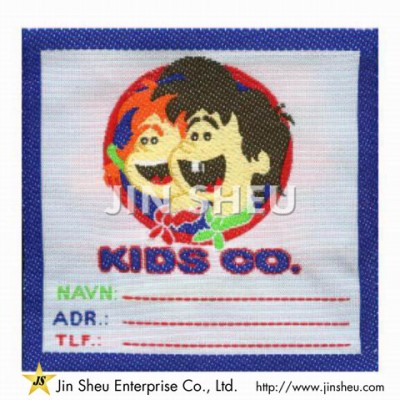 Customized Woven Labels - Customized Woven Labels