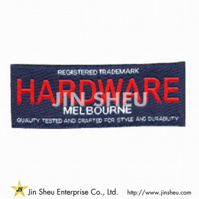 Promotional  Woven Labels - Promotional  Woven Labels