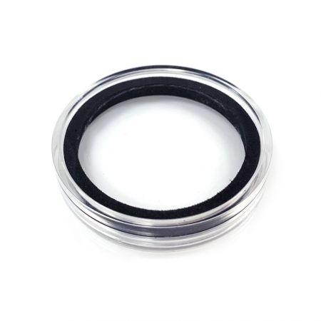 Acrylic Coin Capsule