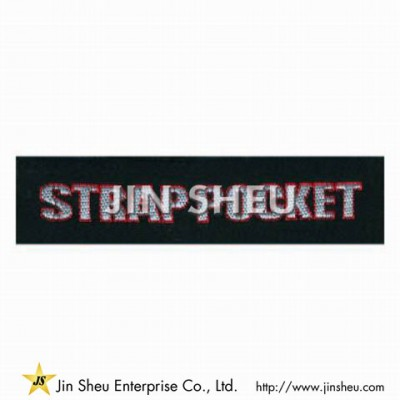 Woven Clothing Label Supplier - Woven Clothing Label Supplier