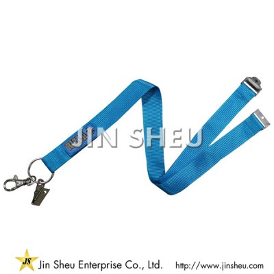 Customized Nylon Lanyards - Customized Nylon Lanyards