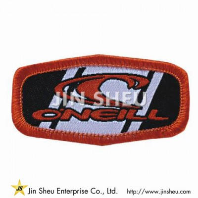 Garment Woven Patches Manufacturer - Garment Woven Patches Manufacturer
