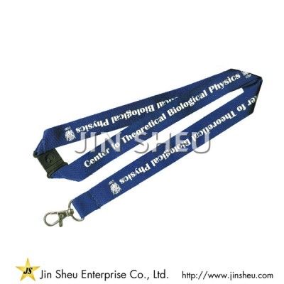 Personalized Nylon Lanyards - Personalized Nylon Lanyards