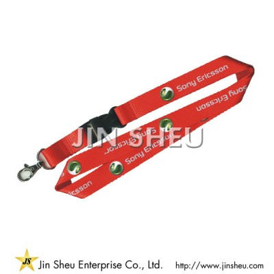 Custom Offset Printed Lanyard - Custom Offset Printed Lanyard
