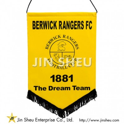 Customized Pennants and Flags - Customized Pennants and Flags