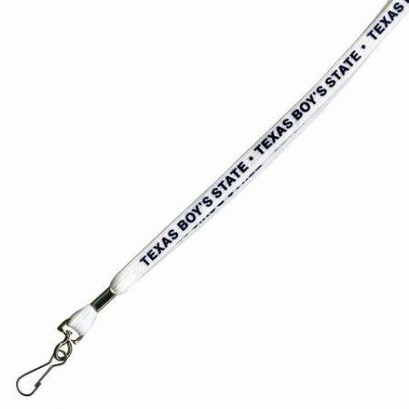 Tubular Lanyards With Custom Printing - Tubular Lanyards With Custom Printing