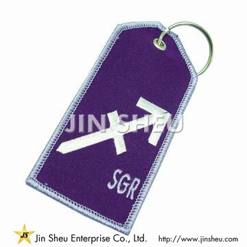 Promo Embroidery Key Holders - Embroidery Key Rings