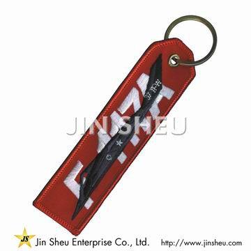 Embroidery Key Chains - Embroidery Key Chains