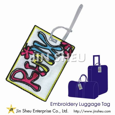 Custom Made Luggage Tags - Custom Made Luggage Tags