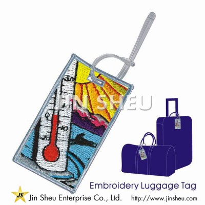 Promo Luggage Tags - Promo Luggage Tags