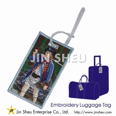 Custom Travel Luggage Tags - Custom Travel Luggage Tags