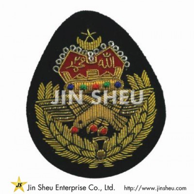 Promotional Embroidery Bullions