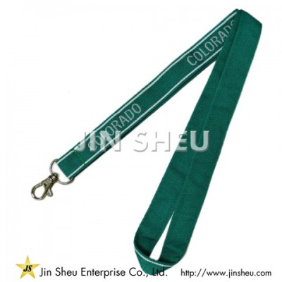 Woven Neck Lanyards - Woven Neck Lanyards
