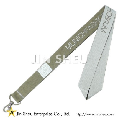 China Woven Lanyards - Woven Brand Name Lanyards