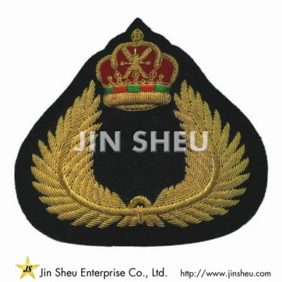 Embroidery Political Logo Patch Supplier