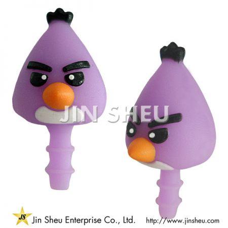 Angry Birds Dust Plug