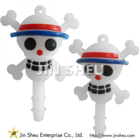 Customized Cartoon Dust Plug for iPhone - Customized Cartoon Dust Plug for iPhone