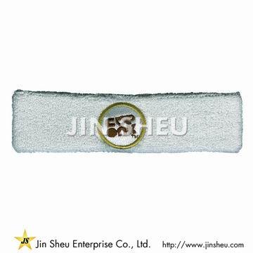 Custom Headband With Embroidery Logo - Custom Headband With Embroidery Logo