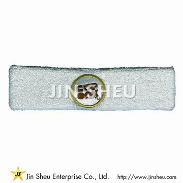 Custom Headband With Embroidery Logo - Custom Headband With Embroidery Logo