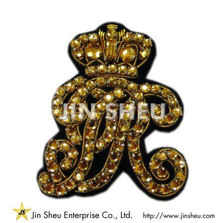 Custom Blazer Patch Embroidery - Custom Blazer Patch Embroidery