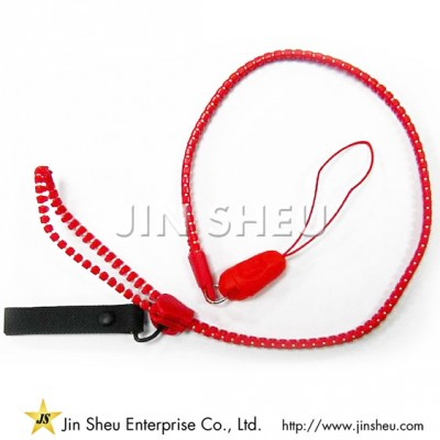 Zipper Lanyards - Zipper Lanyards