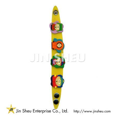 Soft PVC Bracelet - Soft PVC Bracelet
