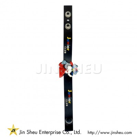 Custom Soft PVC Bracelet - Custom Soft PVC Bracelet