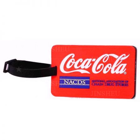 Coca Cola Luggage Tags - Coca Cola Luggage Tags