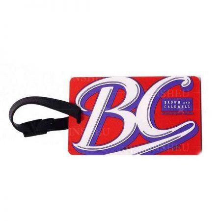 PVC Rubber Bag Tags - PVC Rubber Bag Tags