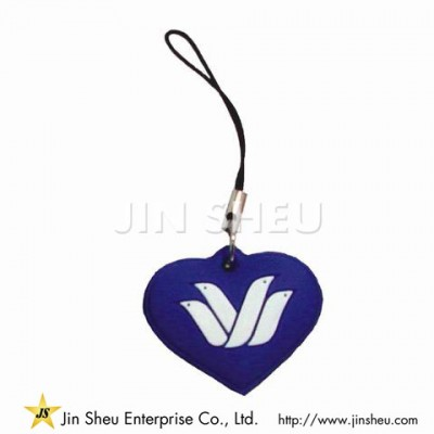 Custom Cell Phone Cleaner Charm - Custom Cell Phone Cleaner Charm