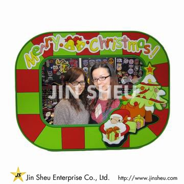 Christmas Picture Frame Ornaments - Christmas Picture Frame Ornaments
