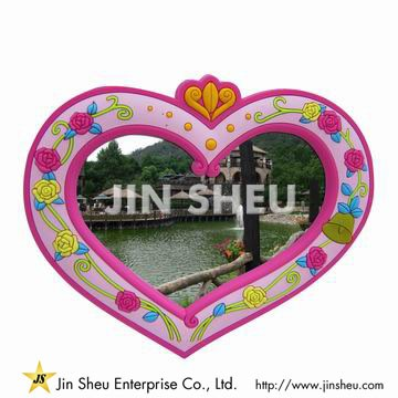 Heart Shaped Photo Frame - Heart Shaped Photo Frame