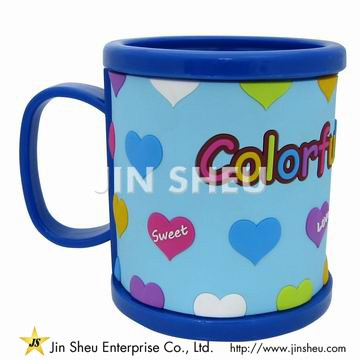 Soft PVC Coffee Mug