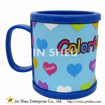 Soft PVC Coffee Mug - Soft PVC Coffee Mug