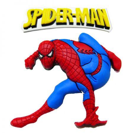 Spiderman Shoe Charms - Spiderman Shoe Charms