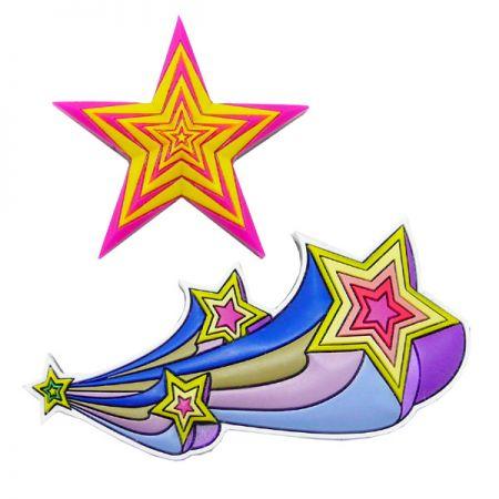 Shooting Star Charm - Shooting Star Charm
