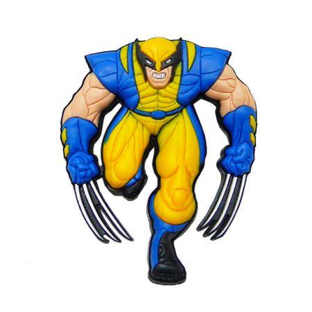 Wolverine Jibbitz Shoe Charms - Wolverine Jibbitz Shoe Charms