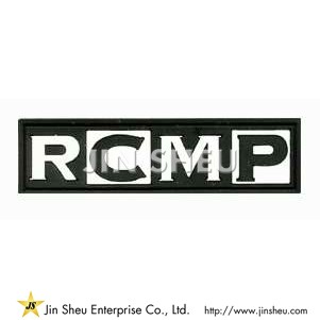 Custom Made Rubber Label - Custom Made Rubber Label