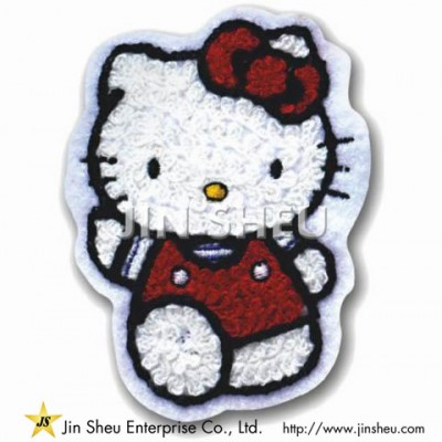 Chenille Patches Manufacturer - Chenille Patches Manufacturer