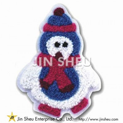 Embroidered Chenille Patch - Embroidered Chenille Patch