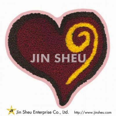 Customized Chenille Patches - Customized Chenille Patches