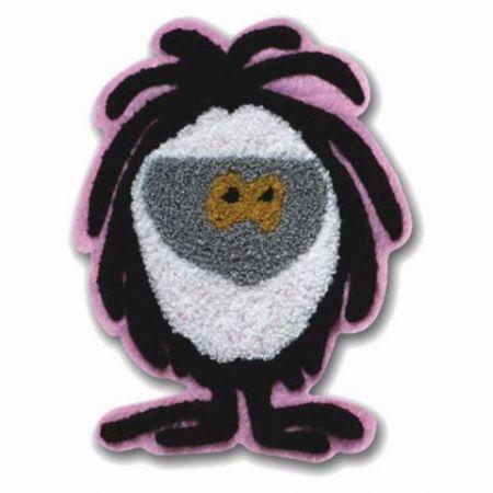 Mascot Chenille Patch - Mascot Chenille Patch