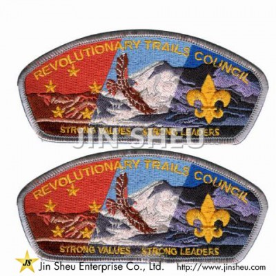Boy Scout Uniform Patches - Boy Scout Uniform Patches