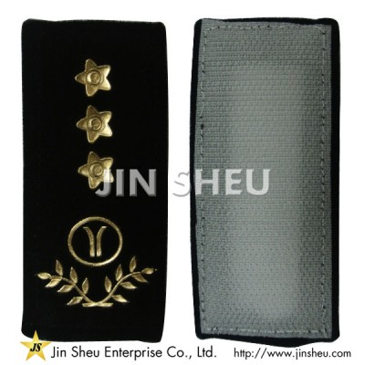Customized PVC Military Patches - Embossed PVC Patches