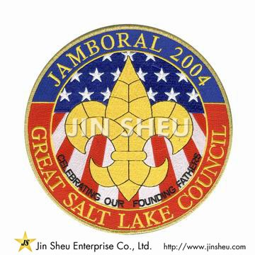 Boy Scout Activity Patches - Boy Scout Activity Patches