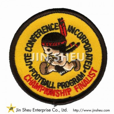 Garment Embroidery Patches - Garment Embroidery Patches